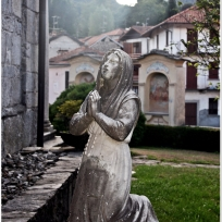 Brovello Carpugnino. Kosciol San Donato . 1902 r.