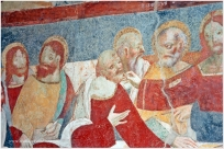freski w kosciele Madonna di Loreto