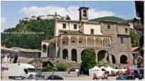 Sacro Monte w Varallo Sesia
