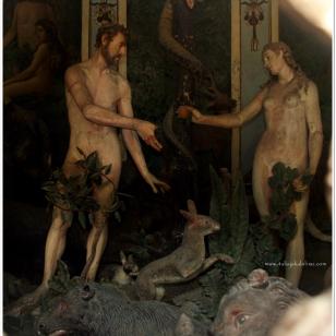 Kapliczka Adam i Ewa