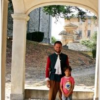 Swieta Gora w Varallo Sesia