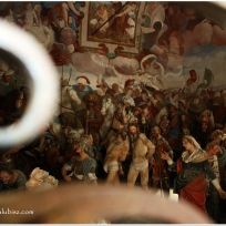 Kapliczka na Swietej Gorze w Varallo